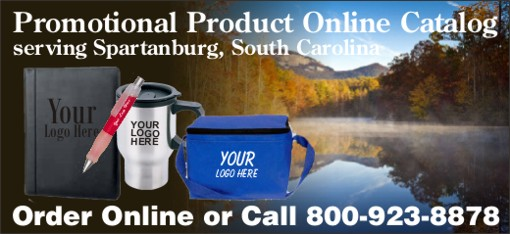 Promotional Products Spartanburg, South Carolina